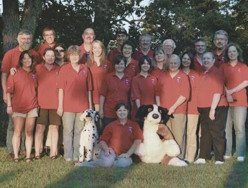 ACKMC Club Photo 2012