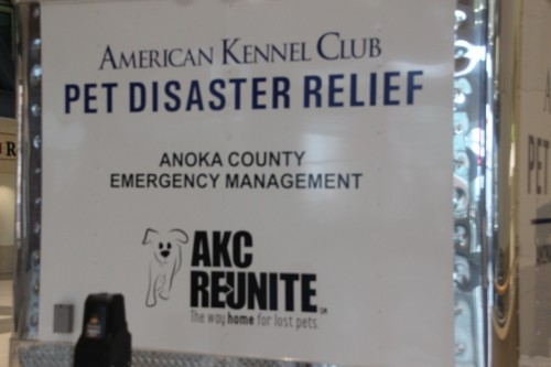 AKC Trailer ReUnite logo