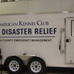 American Kennel Club Pet Disaster Relief Trailer